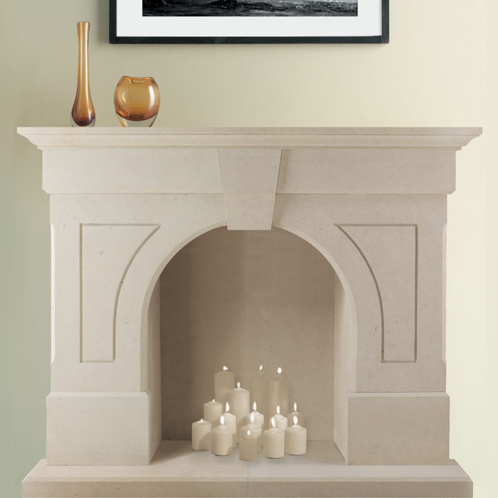 clearwell fireplace