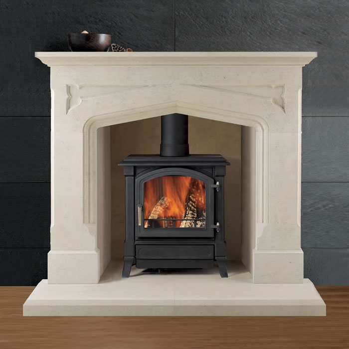 eastnor bground fireplace