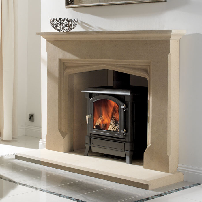 Portchester fireplace