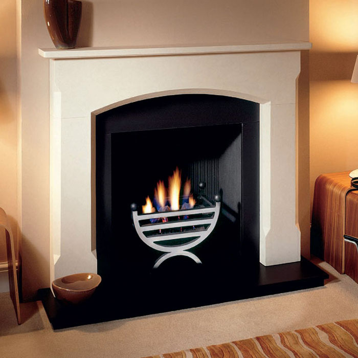 Woburn fireplace