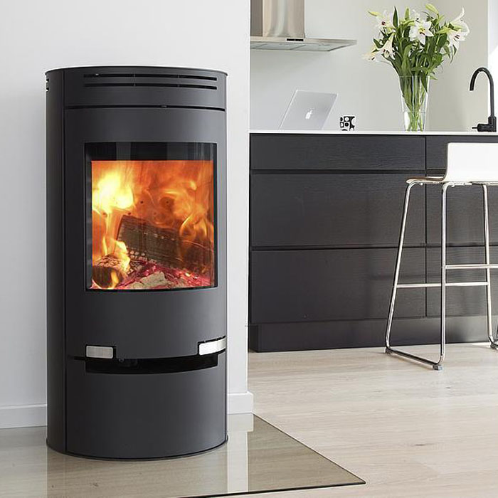 Aduro 1-1 wood burning stove