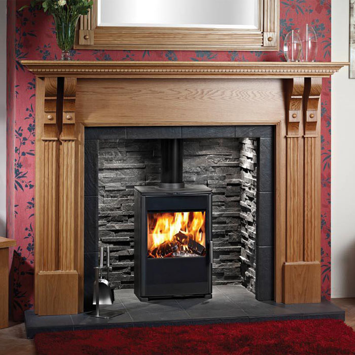 caledonian fireplace