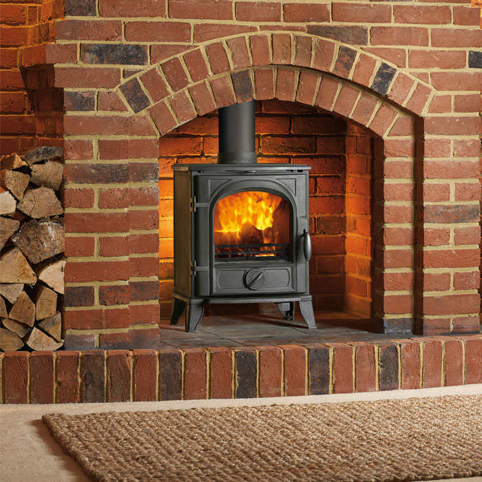Capital Sirius 490 smoke control stove