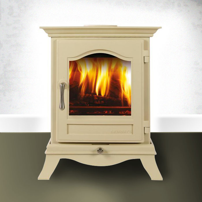 Chesneys Belgravia 4 smoke control stove