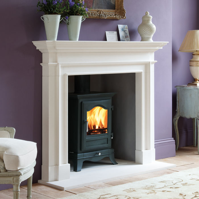 Chesneys Belgravia 6 smoke control stove