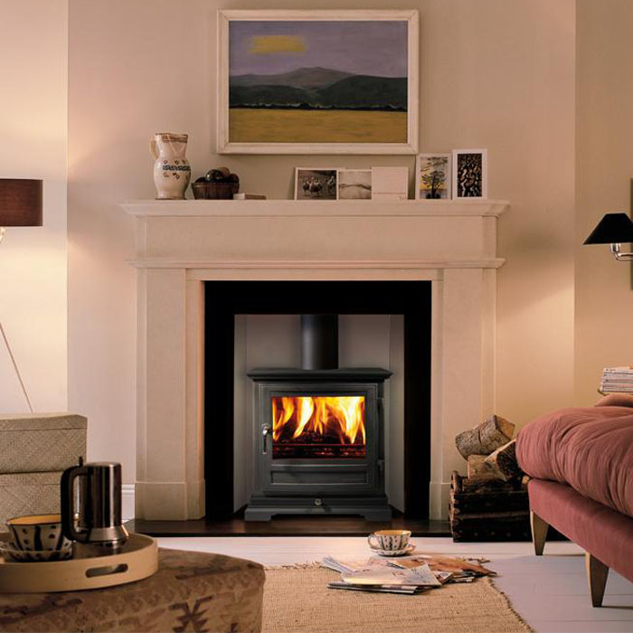 Chesneys Shipton 8 smoke control stove
