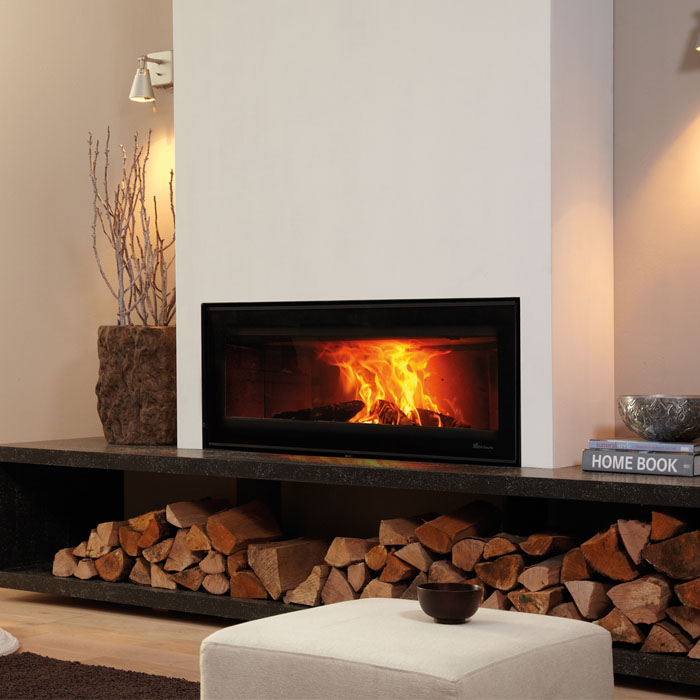 DG vision 100 fireplace