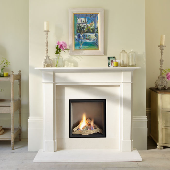 Flueless Gas Fires - Glass Fronted - Chiswell Fireplaces