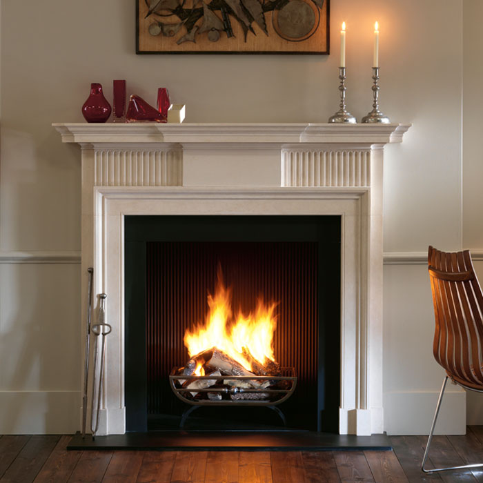 kedleston fireplace