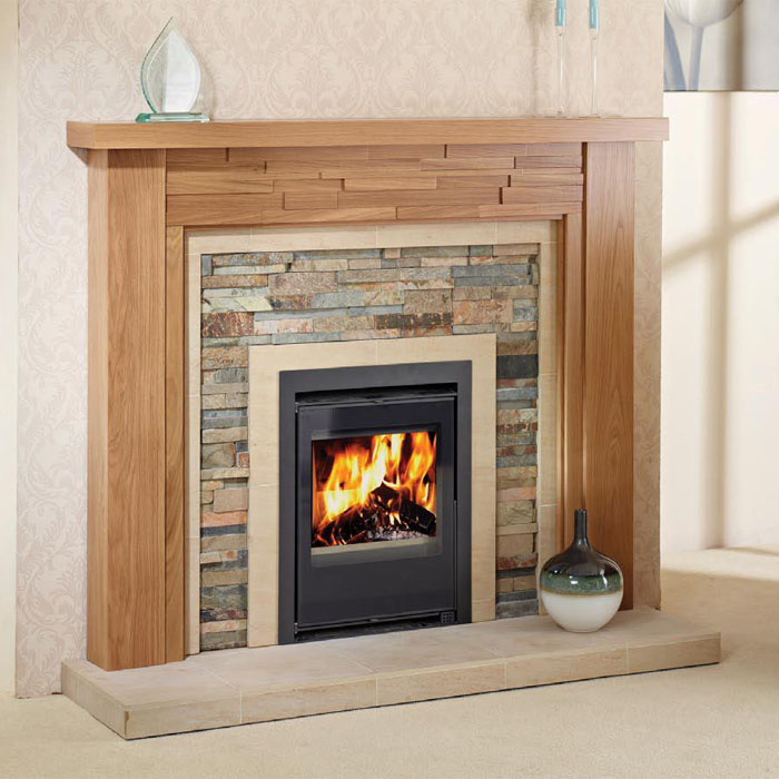 lineare fireplace