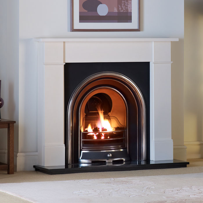mantel hersham agean fireplace
