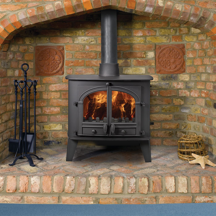 Parkray Consort 15 multifuel stove