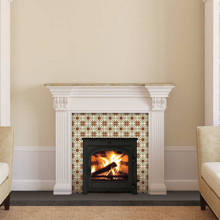 Parkray Chevin 5 inset smoke control stove