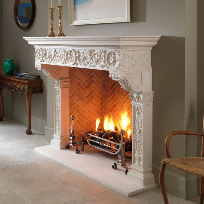 Fiorenza fireplace