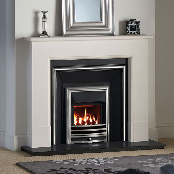 hanwell 54 agean lime fireplace