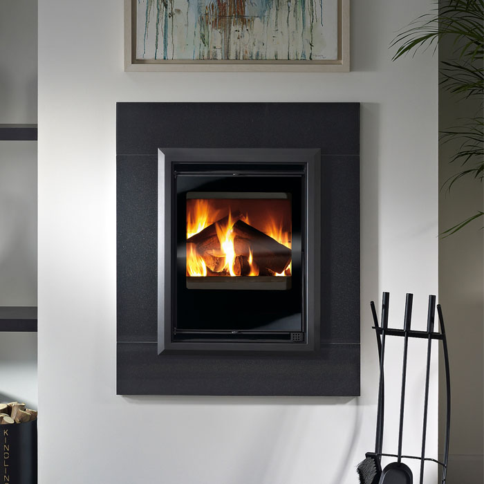 Capital Sirius 450 4 Sided inset stove