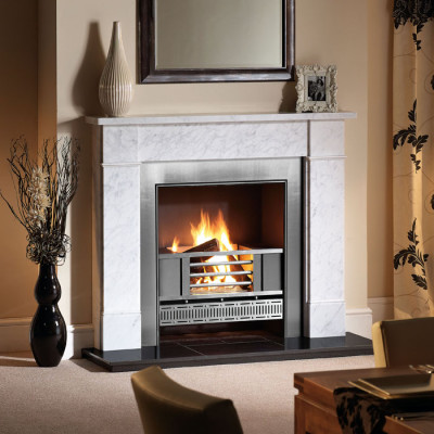 hersham 54 carrara fireplace