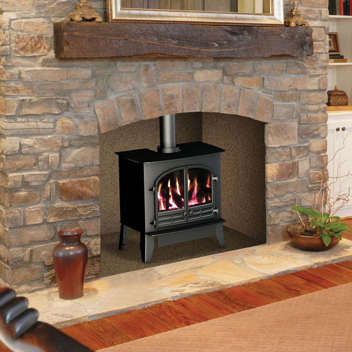 Hunter Select gas stove