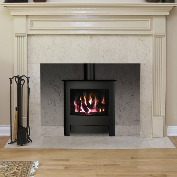 Hunter Verona gas stove