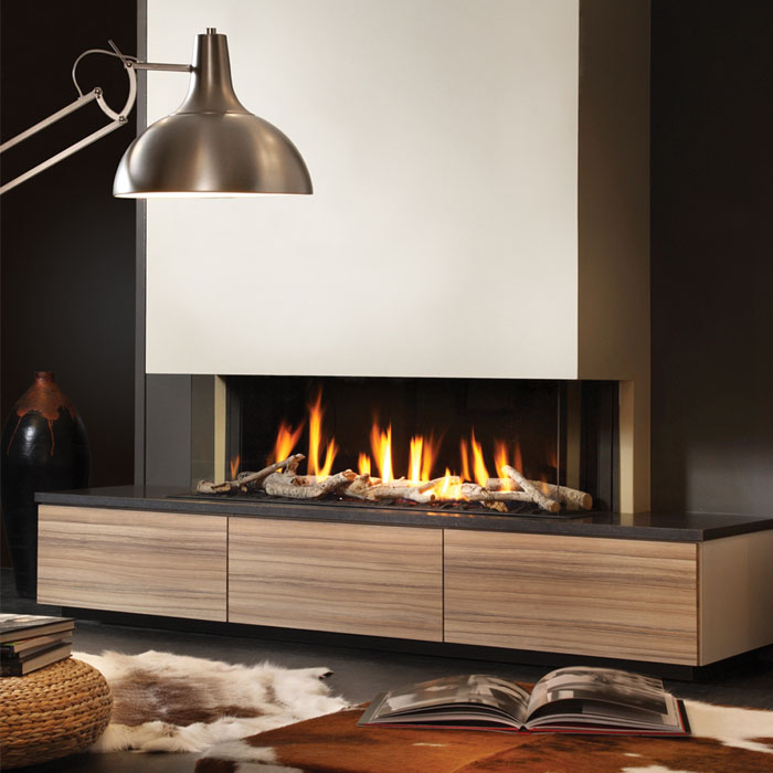 Dru Metro 100 Xt3 Chiswell Fireplaces
