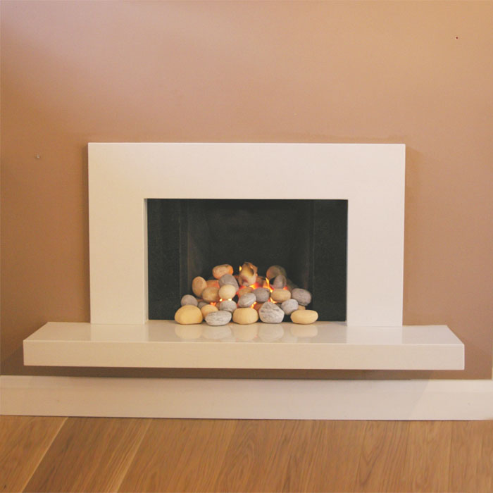orion 16 pebble fireplace