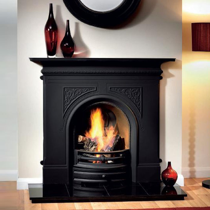 Admirable Real Fire Fireplaces Fire Baskets Hole In The Wall Home Remodeling Inspirations Genioncuboardxyz