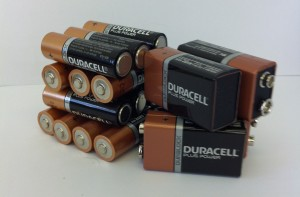 Batteries.....when was the last time you changed yours ?????